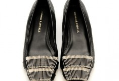 HAUTE. RIGHT. NOW. Loeffler Randall Alice safety pin flats