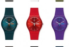 Haute and about: Swatch New Gents Collection launch party