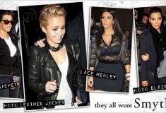 Shop Kim Kardashian's style with separates from Smythe