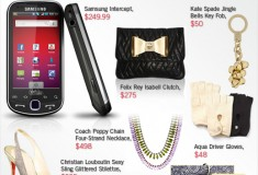 Holiday Essentials – Stylish Accessories (presented by Virgin Mobile)