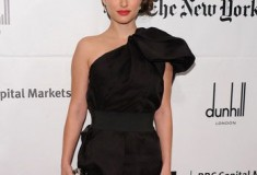 Dress envy: Natalie Portman in Lanvin for H&M at the IFP's 20th Annual Gotham Independent Film Awards