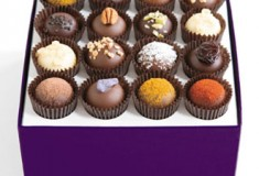 All you need this holiday season is peace, love and Vosges Haut Chocolat