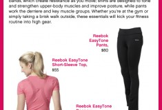Sponsored: Reebok EasyTone helps you kick-start your fitness routine