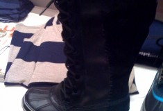 Snow chic: Sorel boots