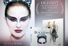 In honor of the Oscars: buy exclusive, original fashion sketches from Black Swan and more at SeenOn!