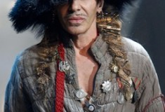 Breaking fashion news: John Galliano out at Dior, Alexander Wang's new site and more
