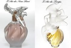 L'Air du Temps gets reinvented for 2011 – introducing L'Air de Nina Ricci