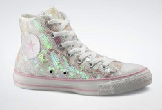 The Converse Prom sneaker collection promises to be 'a fun date'