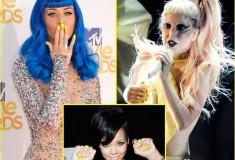 Haute Spring trend: Yellow nail polish