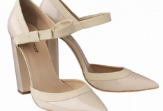 Want to know who makes those pretty little Mary Janes? They're Pierre Hardy for Gap Editions!