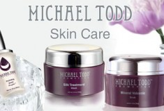 Michael Todd Skincare, Dolce & Gabbana, Halston Heritage and more at today's online sales