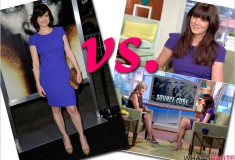 Who rocked it hotter: Michelle Monaghan vs. Carla Gugino in Tibi
