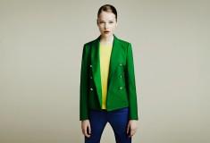 Color punch: Zara's April Lookbook