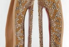 Christian Louboutin Creates 8-Inch Stiletto/Ballet Flat Hybrid Shoe for English National Ballet