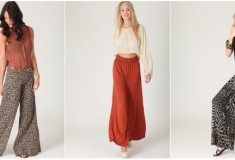 5 ways to wear palazzo pants; eco-chic footwear from Naya Shoes and more on Weekly Shopping and Goodies