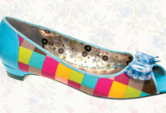 Step out of the box with daring shoes by Poetic Licence