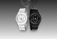 Swatch Full-Blooded watches make a great last-minute gift for Father's Day