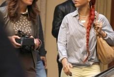 Rihanna: the new face of Emporio Armani Underwear and Armani Jeans