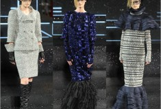 Haute Off The Runway: Chanel Fall 2011 Couture collection