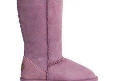 EMU Australia Stinger Hi waterproof boot purple