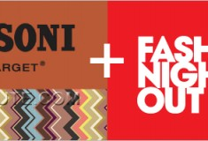 In New York? Get the first chance to shop Missoni for Target on Fashion's Night Out!