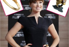 Haute Hair: Re-create Olivia Wilde's funky ponytail at the 'Cowboys & Aliens' Berlin Premiere