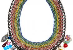 Haute bauble: Venessa Arizaga Baja Charm Necklace and Bracelet