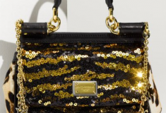 Haute bag of the week: Dolce & Gabbana Miss Sicily Mini Sequined Bag