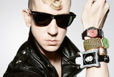 Jeremy Scott for Swatch limited-edition watch collection – debuts Oct. 1
