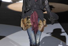 Would you wear: DSquared2 'Skate Moss' boots