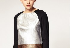 Fall trend to try: Leather tops & shirts