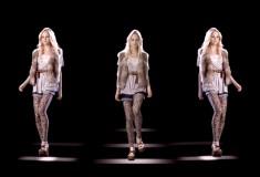 Cool alert: Forever 21 puts on 3-D Hologram Fashion Show