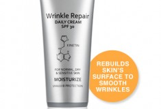 Fight the aging process with Dr. Lewinn by Kinerase Wrinkle Repair Daily Cream and Under Eye Recovery