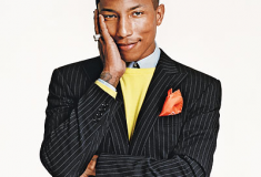 Haute fashion + beauty news roundup: Pharrell Williams to launch Billionaire Girls Club; Gareth Pugh For MAC Cosmetics; Jimmy Choo launches Icons Collection; Iris Apfel for YOOX + more