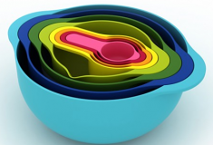 "Joseph Joseph ""Nest 8"" Preparation Bowl Set – Day 9 of What's Haute's '20 Days of Holiday Gifts'"