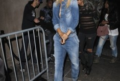 Haute fashion news roundup: Jason Wu for Target sells out; Riccardo Tisci on creating Madonna's Givenchy Super Bowl costumes; Rihanna debuts self-designed piece for Armani Jeans jumpsuit