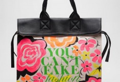 "eBay and CFDA Launch 2012 ""You Can't Fake Fashion"" Campaign + Buy Custom Totes on eBayToday!"