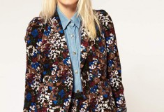 Trend to try: Floral print blazers