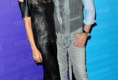 Get her haute look: Nicole Richie in Winter Kate, Helmut Lang and House of Harlow at NBC Universal summer press day