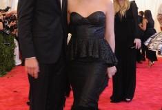 MET Gala 2012 Amy Poehler With Will Arnett