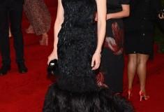 Met Gala 2012 Cate Blanchett in Alexander McQueen