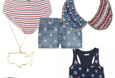 What to Wear: 11 Patriotic Fashion & Accessory Items for the Fourth of July