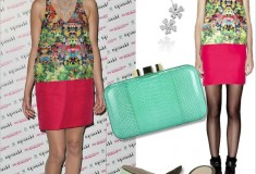Haute or not: Whitney Port in camilla and marc, Lulu Guinness & KG Kurt Geiger