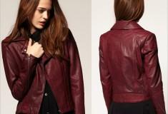Haute buy: ASOS Leather Biker Jacket
