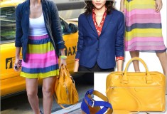 Get her haute look: Jessica Alba in ElleLauri, Ralph Lauren Collection, Marc Jacobs & Thierry Lasry
