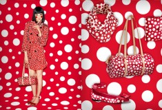 Louis Vuitton and Yayoi Kusama get 'dotty' with inspired collection