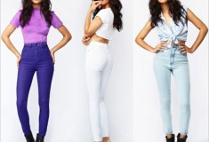 Haute buy: Nasty Gal 'The Kink' High-Rise Jean