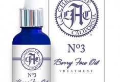 Nourish and protect dry skin with L.A. Christine No. 3 Berry Face Oil!