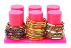 Haute buy: Amrita Singh Six Bangle Tower