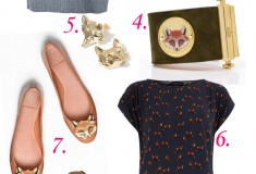 Feelin' foxy? Shop these 11 fashion and accessory picks inspired by our fave furry animal